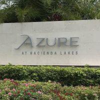 Azure at Hacienda Lakes Naples, Fl