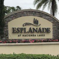 Esplanade at Hacienda Lakes Naples, Fl