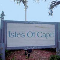 Isles of Capri Naples, Fl