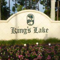 Kings Lake Naples, Fl