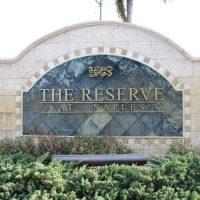 The Reserve at Naples Naples, Fl