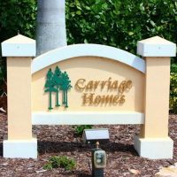 Carriage Homes Bonita Springs, Fl