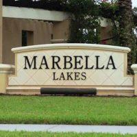 Marbella Lakes Naples, Fl