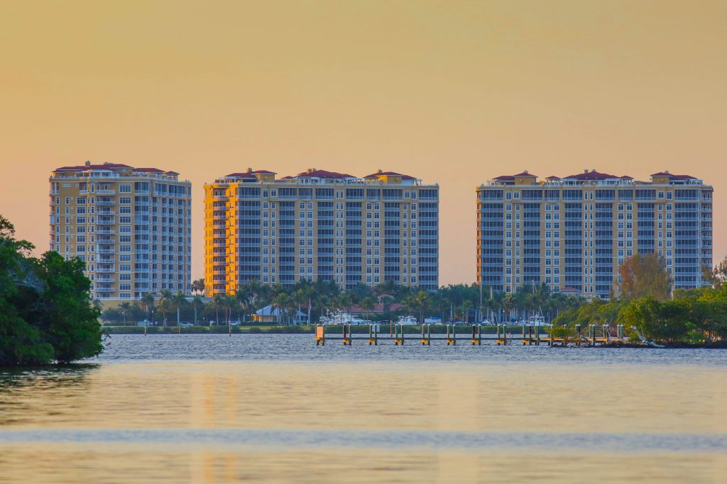 southwest florida homes and condos overlooking the water