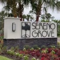 Sereno Grove Naples Fl