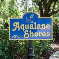 Aqualane Shores Naples Fl