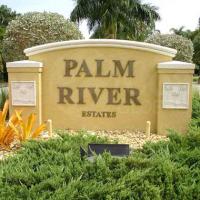 Palm River Naples Florida
