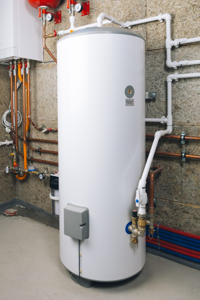 Tank Based Hot Water Heater
